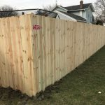 Fence Treated Pine