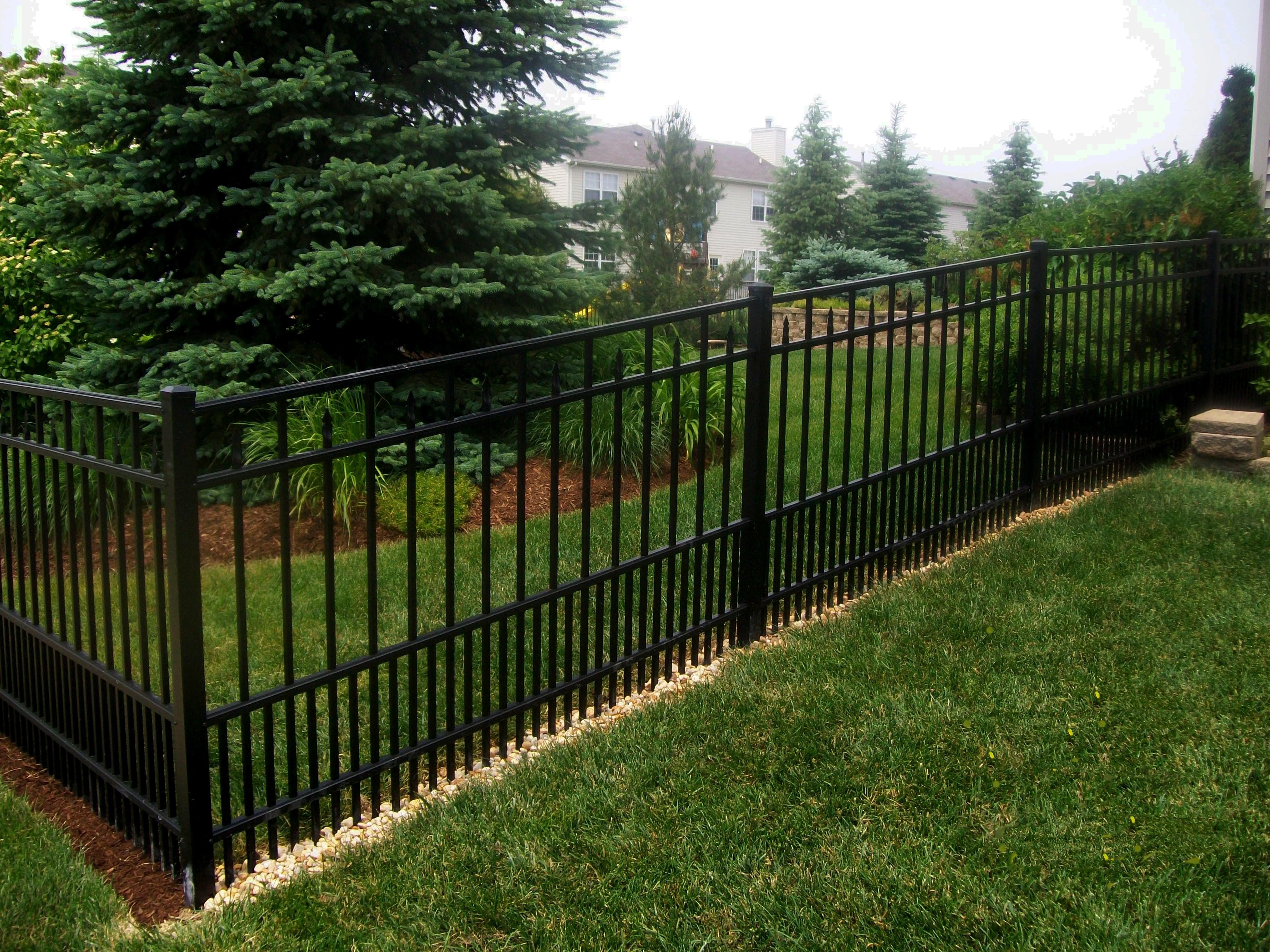Aluminum Puppy Fence